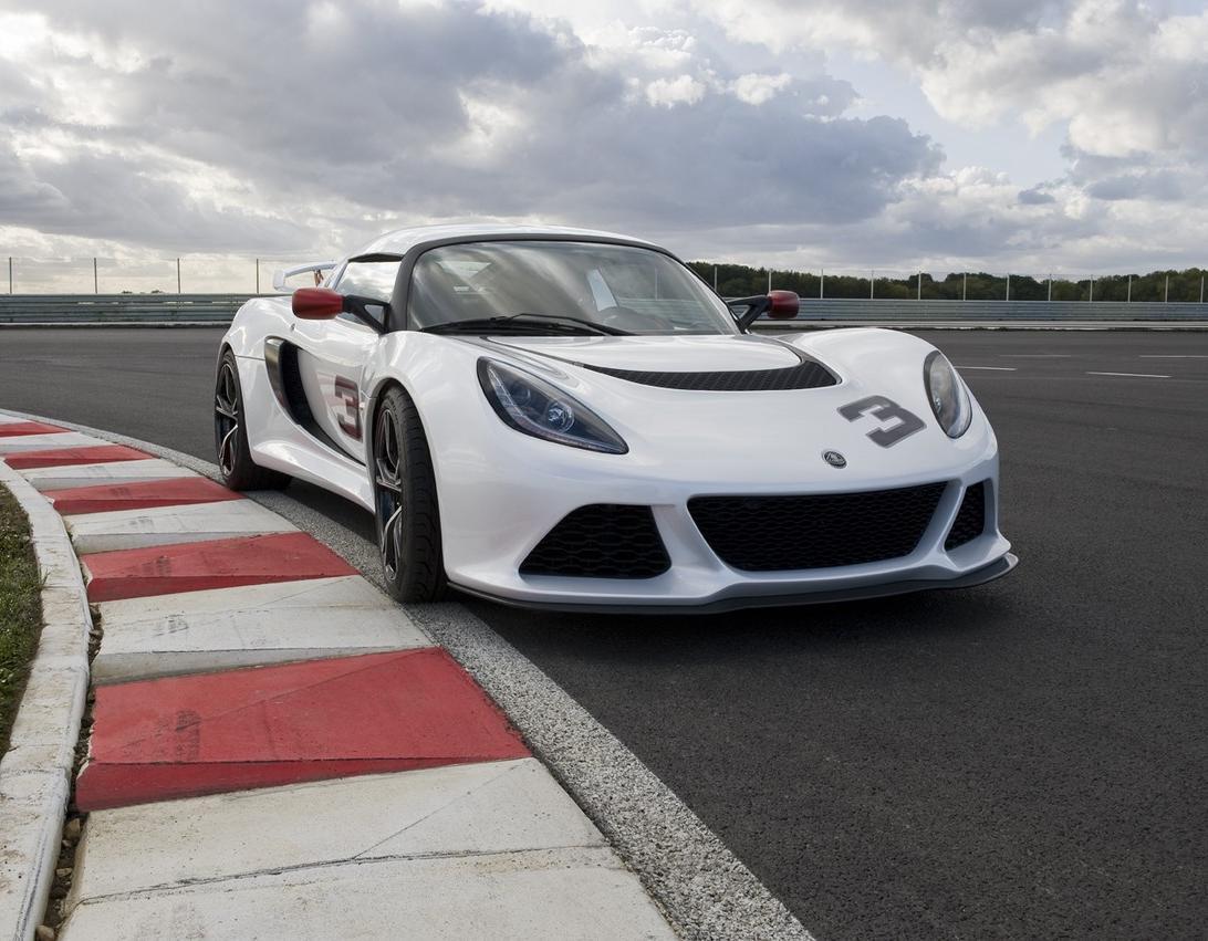 Lotus Exige S Coupe (2014)