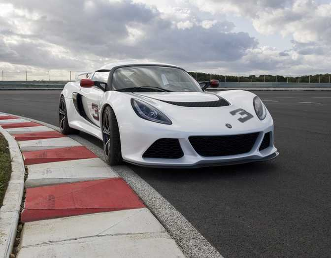 Lotus Exige S Coupe (2014)