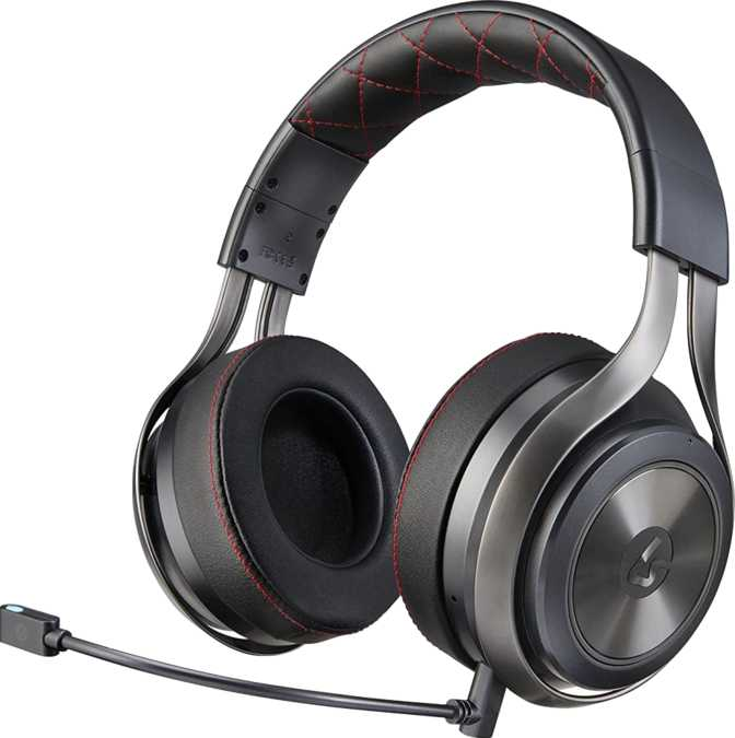 ≫ Logitech G Pro Gaming Headset vs LucidSound LS40 7 1