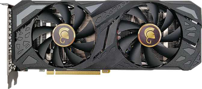 Manli GeForce RTX 2070 Gallardo