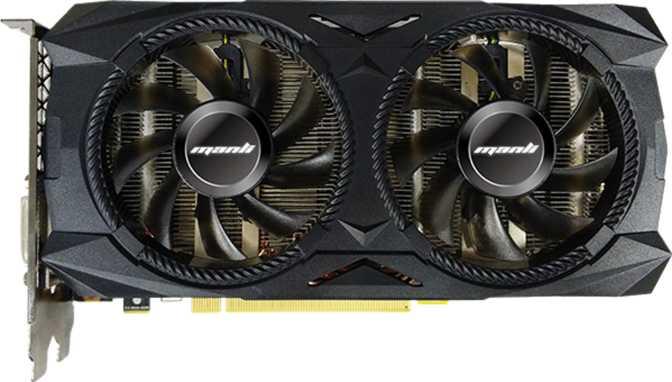Manli GeForce RTX 2070 (N516 + F401G)