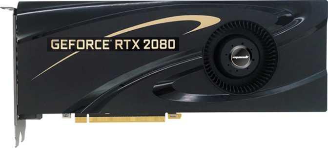 Manli GeForce RTX 2080 Blower