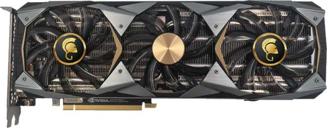 Manli GeForce RTX 2080 Gallardo