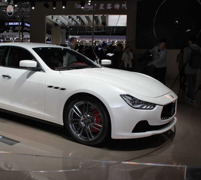 Maserati Ghibli (2014)