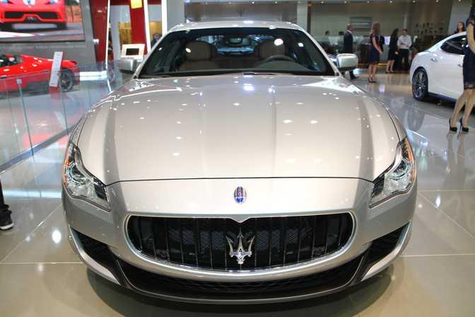 Maserati Quattroporte S (2014)