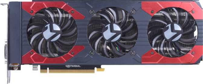 Maxsun GeForce GTX 1070 Ti JetStream
