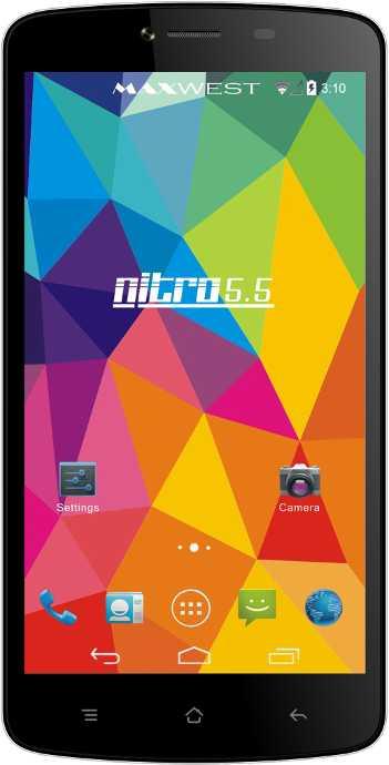 Maxwest Nitro 5.5