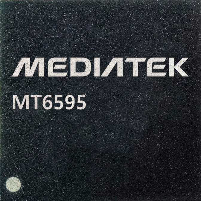 MediaTek MT6595