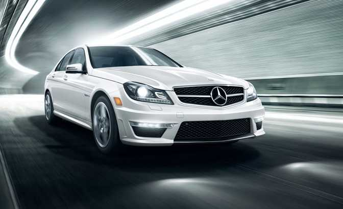 Mercedes-Benz C250 Sport Sedan (2014)