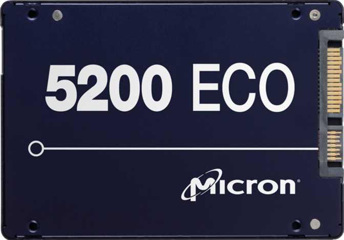 "Micron 5200 Eco 2.5"" 480GB"