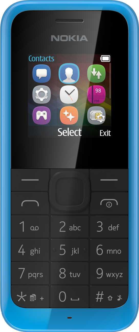 Microsoft Nokia 105 Dual SIM