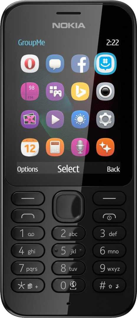 Microsoft Nokia 222 Dual SIM