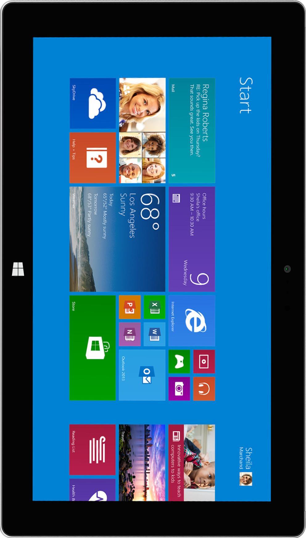 Microsoft Surface 2 4G LTE