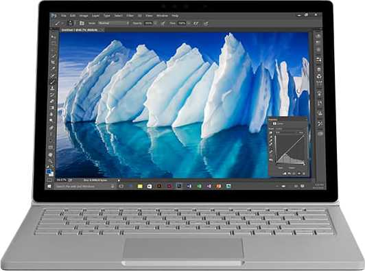 Microsoft Surface Book i7 512GB