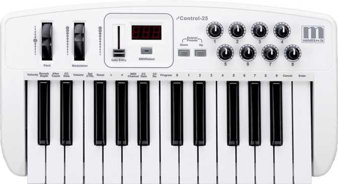 Miditech i2 Control-25