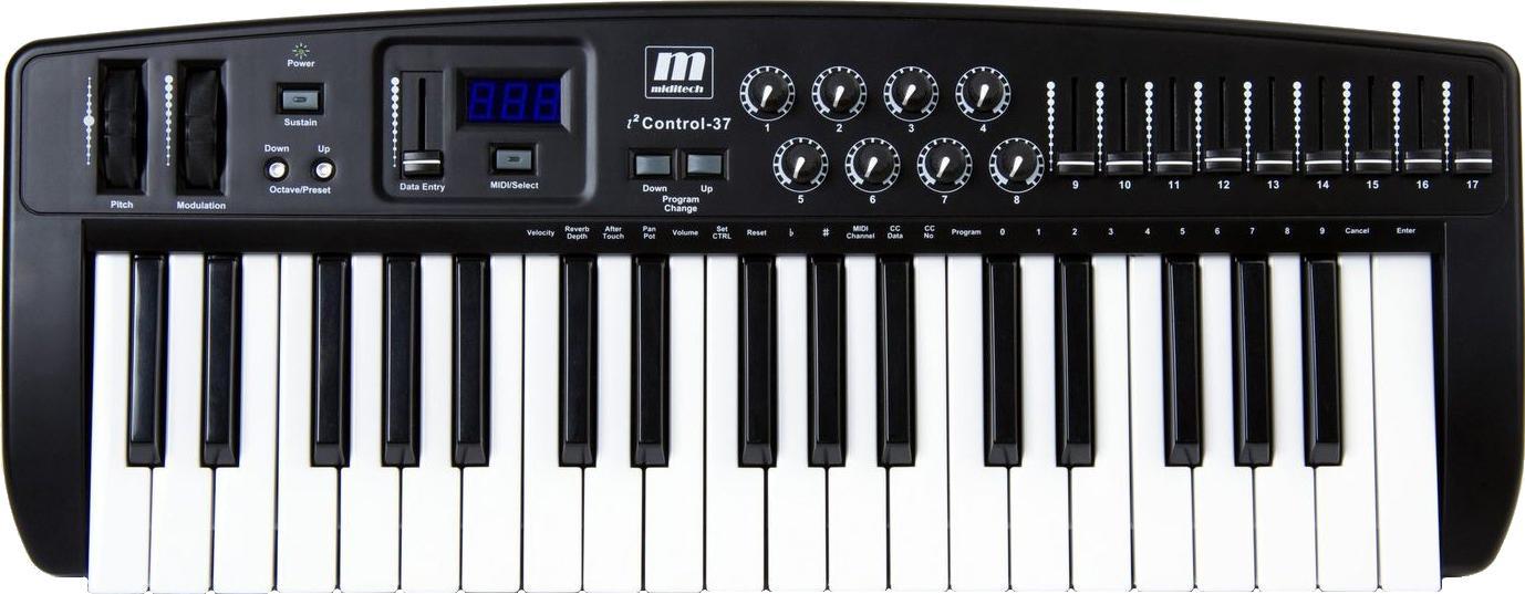 Miditech i2 Control-37