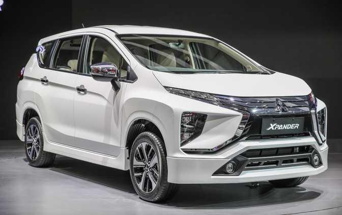 Mitsubishi Xpander 2018 18 Fakten Im Vergleich