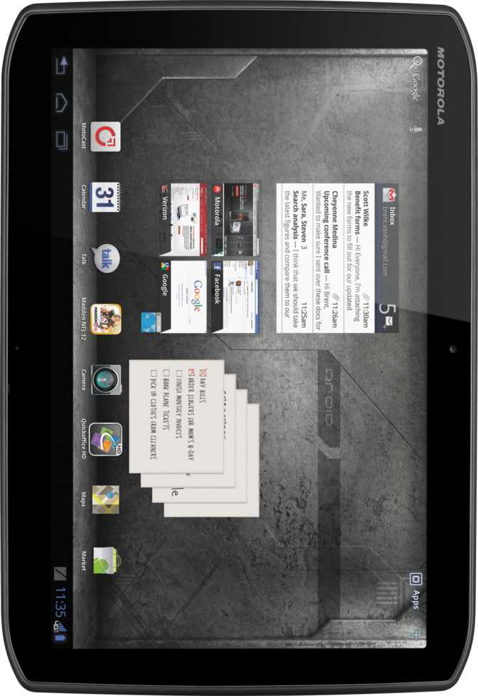 Motorola DROID XYBOARD 10.1 MZ617 64GB