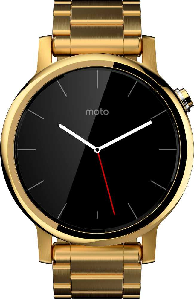 Motorola Moto 360 (2nd Gen.) for Men 42mm