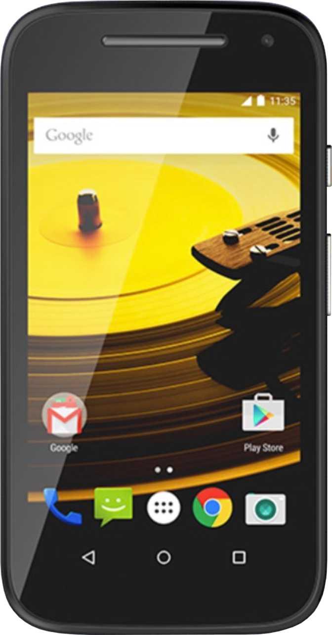 Motorola Moto E (2nd Gen) LTE
