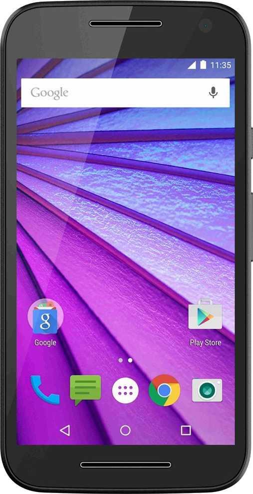 Motorola Moto G (3rd Gen.) Dual SIM 16GB