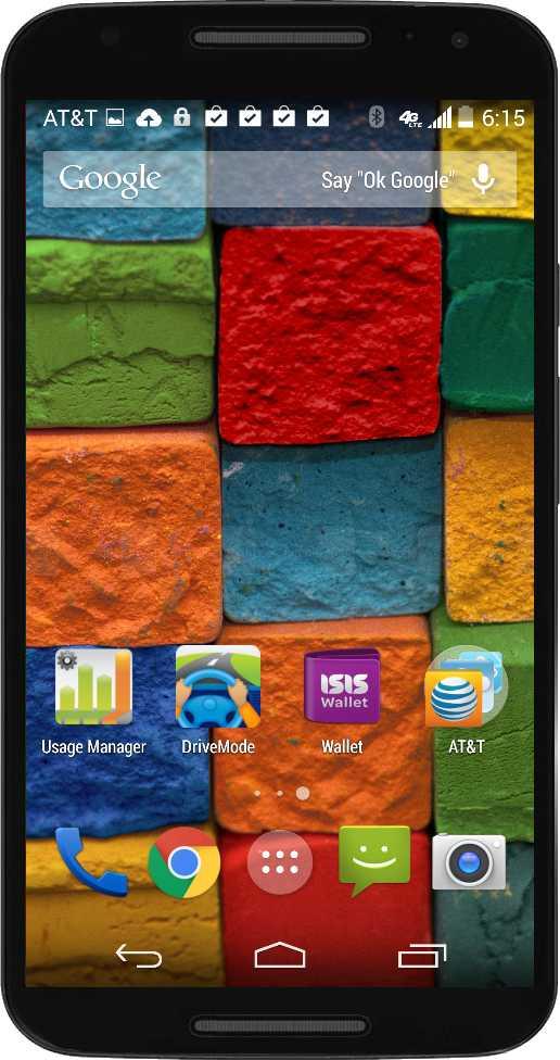 Motorola Moto X (2nd Gen.) 64GB