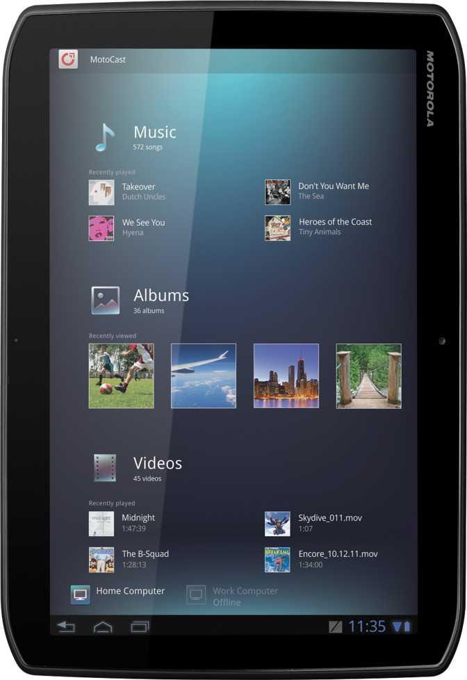 Motorola XOOM 2 3G MZ616 16GB
