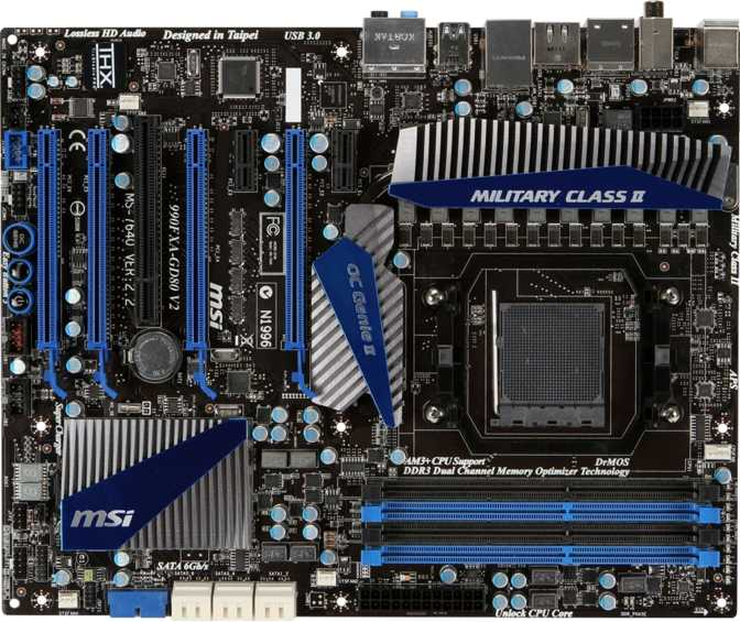 MSI 990FXA-GD80V2