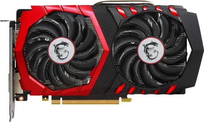 MSI GeForce GTX 1050 Gaming X