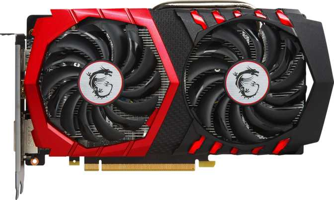 MSI GeForce GTX 1050 Ti Gaming