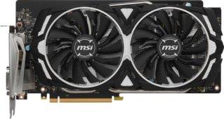 MSI GeForce GTX 1060 Armor OC