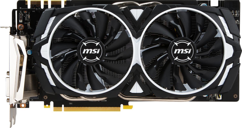 MSI GeForce GTX 1070 Armor OC