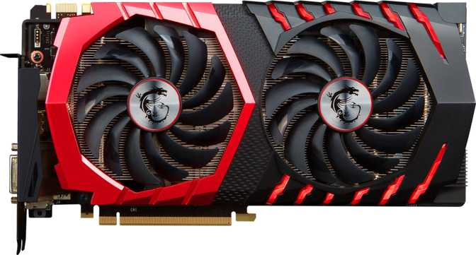 ≫ Asus Turbo GeForce GTX 1070 vs MSI GeForce GTX 1070