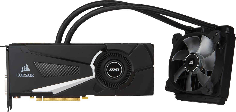 MSI GeForce GTX 1070 Sea Hawk X