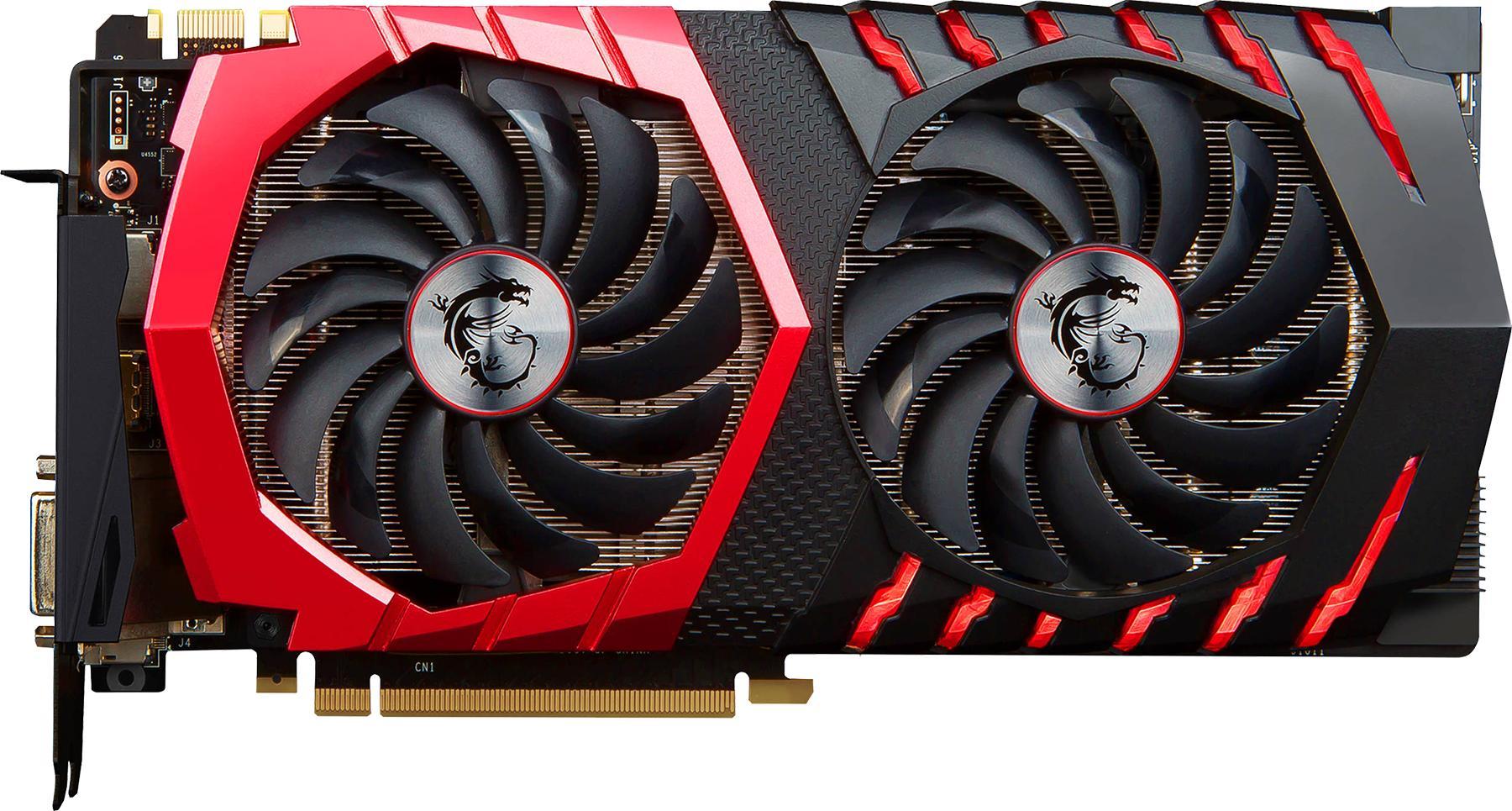 MSI GeForce GTX 1080 Gaming