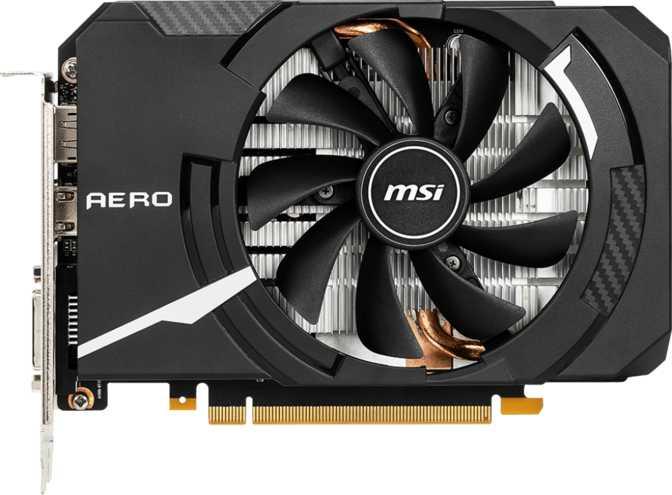 MSI GeForce GTX 1660 Ti Aero ITX OC