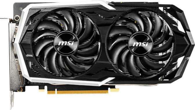 MSI GeForce GTX 1660 Ti Armor OC