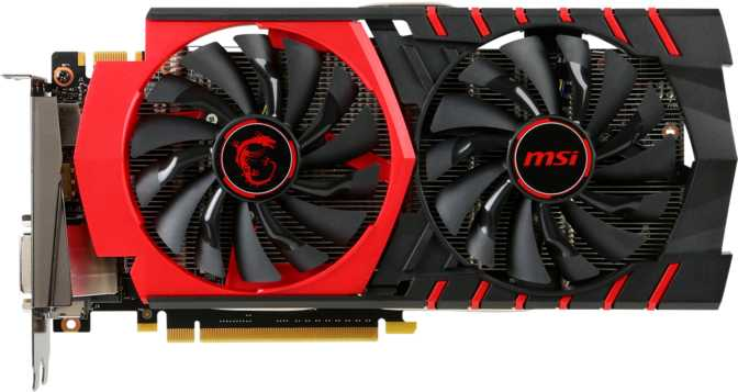 MSI GeForce GTX 950 Gaming