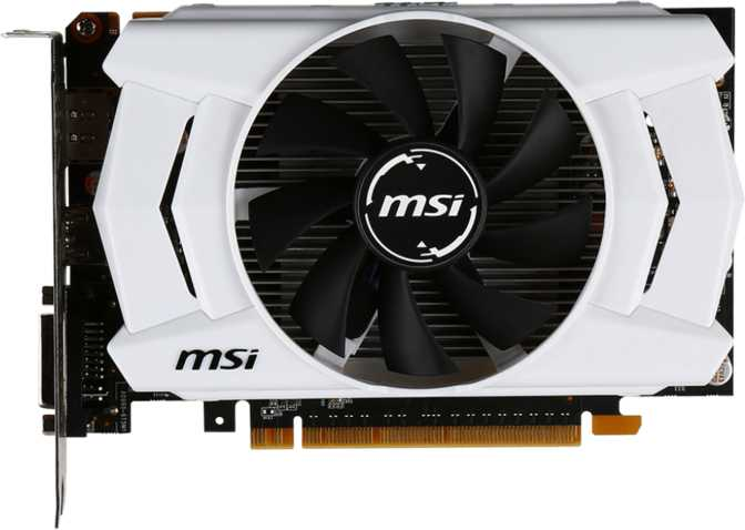 MSI GeForce GTX 950 OC V1