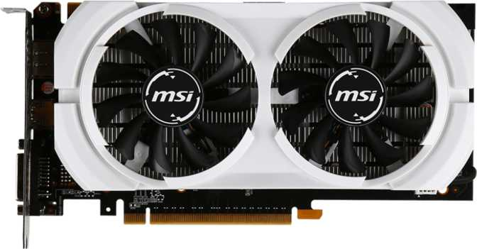 MSI GeForce GTX 950 OC V2