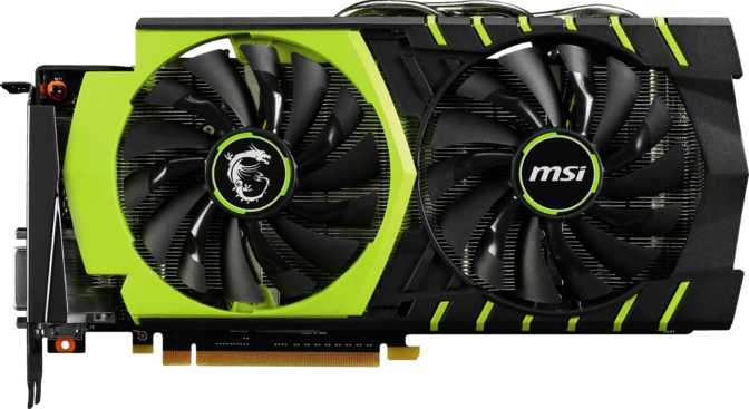 MSI GeForce GTX 960 Gaming 100ME