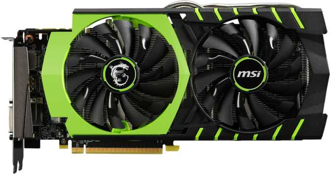 MSI GeForce GTX 970 Gaming LE 100ME