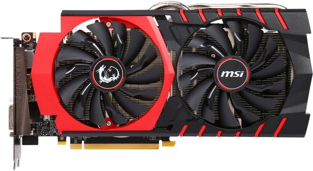 MSI GeForce GTX 970 Gaming LE