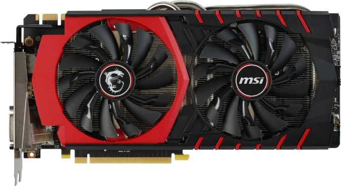 MSI GeForce GTX 980 Gaming LE