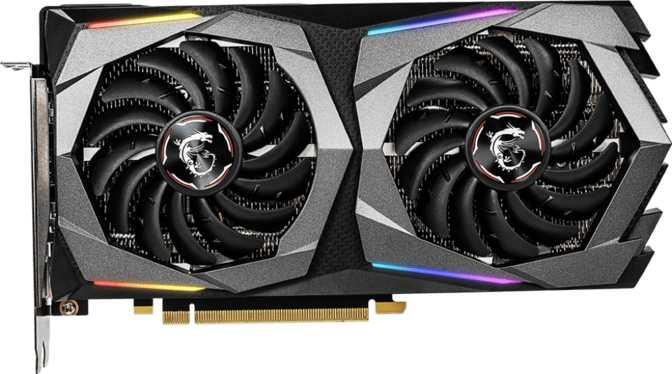 MSI GeForce RTX 2060 Gaming