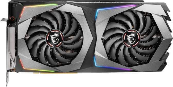 MSI GeForce RTX 2070 Gaming X