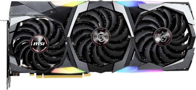 ≫ AMD Radeon R7 260X vs MSI GeForce RTX 2070 Super Gaming X