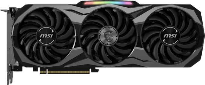 MSI GeForce RTX 2080 Duke OC