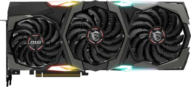 MSI GeForce RTX 2080 Ti Gaming X Trio