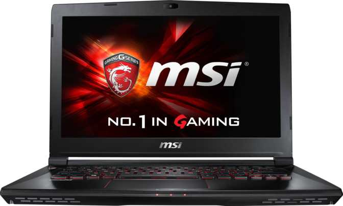 "MSI GS40 Phantom-001 14"" Intel Core i7 6700HQ 2.6GHz / 16GB / 128GB"